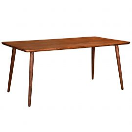 Alexandra Rectangular Dining Table - Walnut