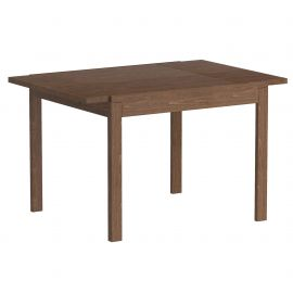 Angel Extension Dining Table - Walnut