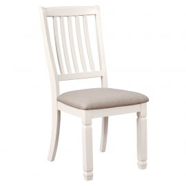 Elias Side Chair - Antique White