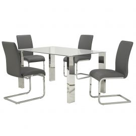 Daisy/Gracie 5Pc Dining Set