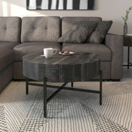 Bailey Coffee Table In Grey
