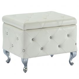 Hunter Single Storage Ottoman