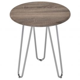 Maria Round Accent Table