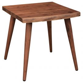 Alexandra Accent Table - Walnut