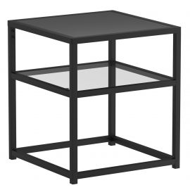 Josiah Accent Table - Black