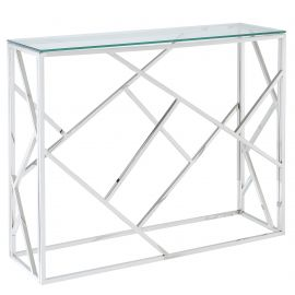 Eloise Console Table - Silver