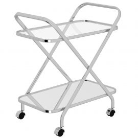 Jessica 2 Tier Bar Cart