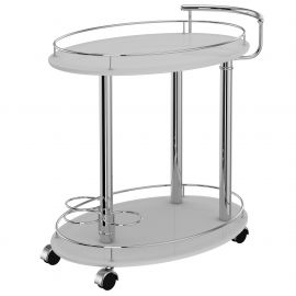 Eliza 2 Tier Bar Cart