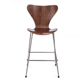 Jaxon Mid-Century Counter Stool - White Oak