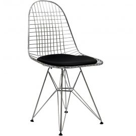 DKR Eiffel Wire Chair - Reproduction - Red