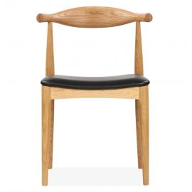 CH20 Elbow Dining Chair - Reproduction - Natural