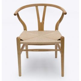Robert Chair CH24 Y Chair - Ash - Reproduction