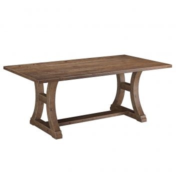 Alice Dining Table - Vintage Pine