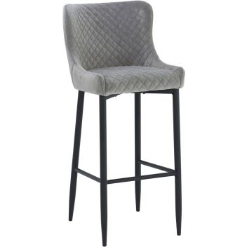Lydia Counter Stool - Steel