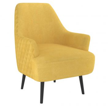 Jack Fabric Accent Chair