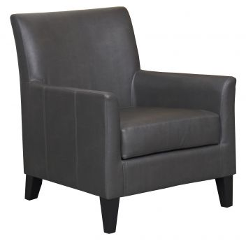 Cameron Accent Chair - Grey