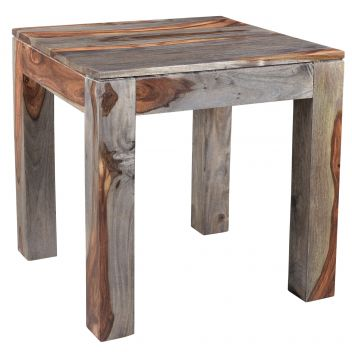 Elise Accent Table 2 Tone - Grey