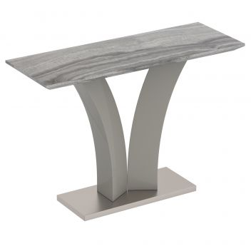 Isaac Console Table - Grey