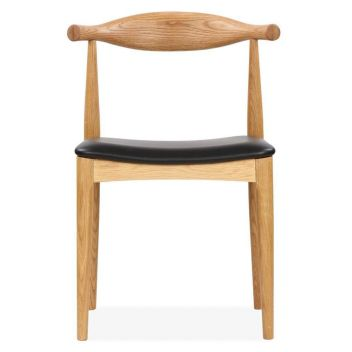 CH20 Elbow Dining Chair - Reproduction - Walnut