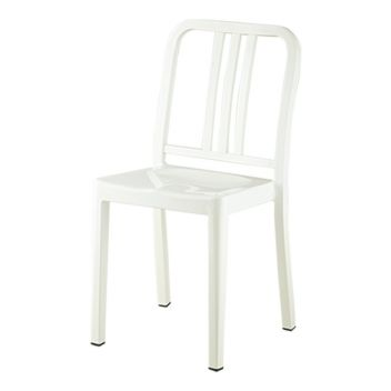 Keily Dining Chair - White