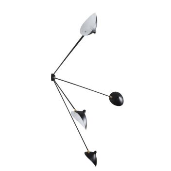 Malani Five-Arm Spider Sconce Wall Lamp - Reproduction