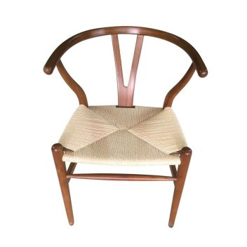 Robert Chair CH24 Y Chair - Reproduction - Natural Cord